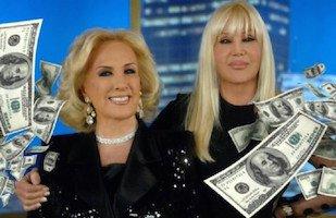 ¿Cuánto dinero tienen Susana y Mirtha?