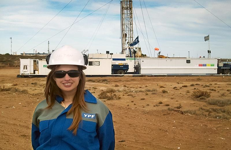 Baja de equipos de producción de YPF afectará a Mendoza