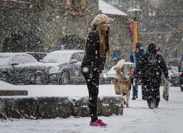 Bariloche: un invierno pleno y con todas las nieves