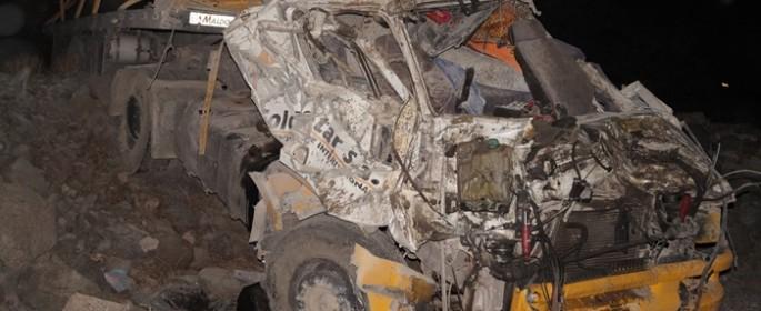 camion argentino muerto