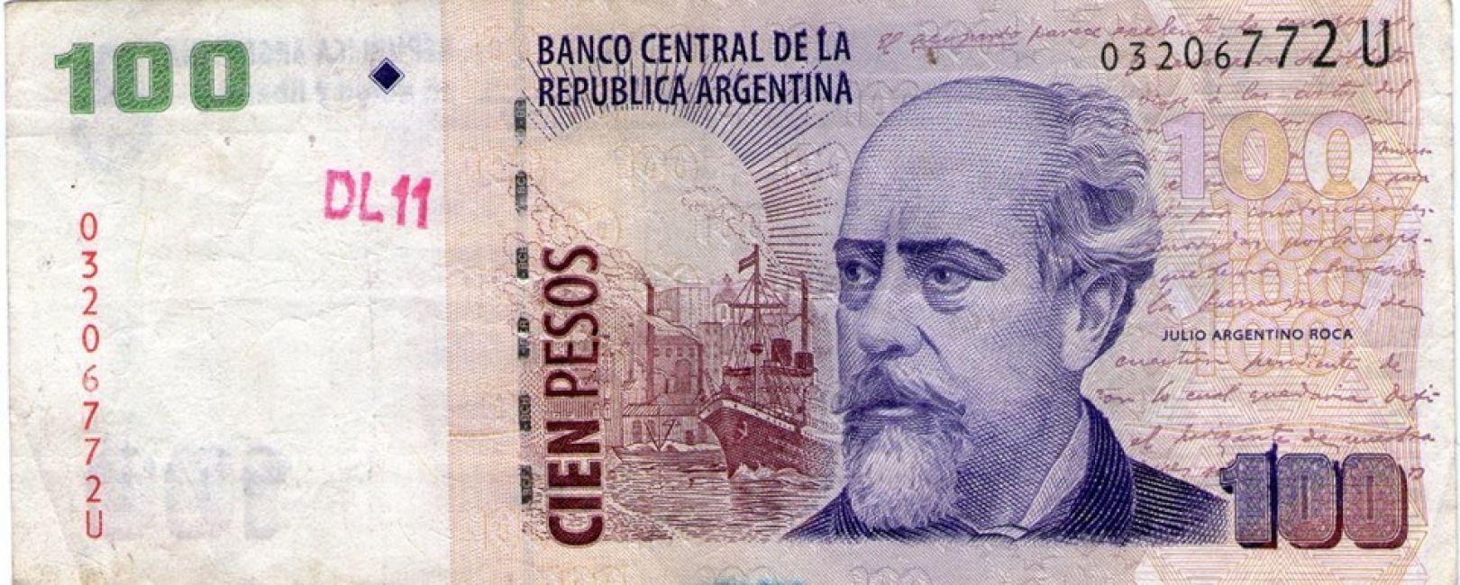 Billetes argentinos que tienen m s valor del que pens s for Ultimos chimentos dela farandula argentina