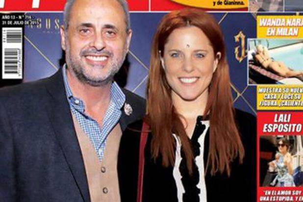 Jorge Rial habló de su romance con Agustina Kämpfer