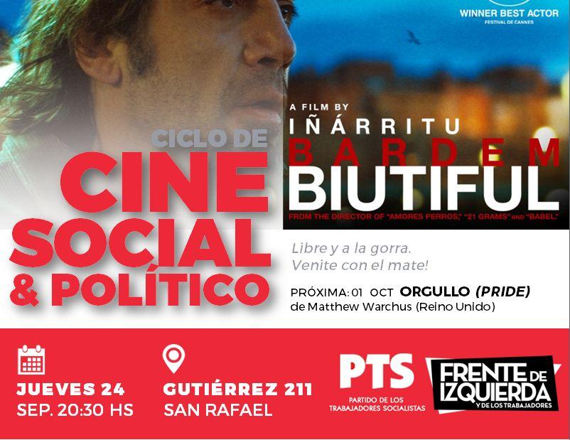 """""""Ciclo de Cine Social y Político"""""""