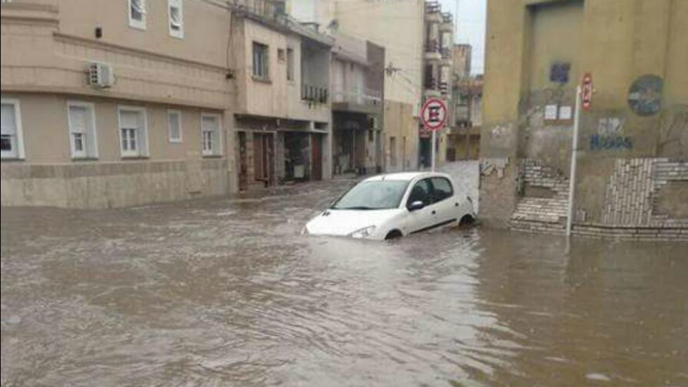 inundacion rio cuarto cordoba – Día del Sur Noticias