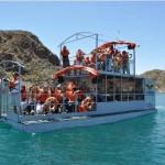 Catamaran Lago Los Reyunos