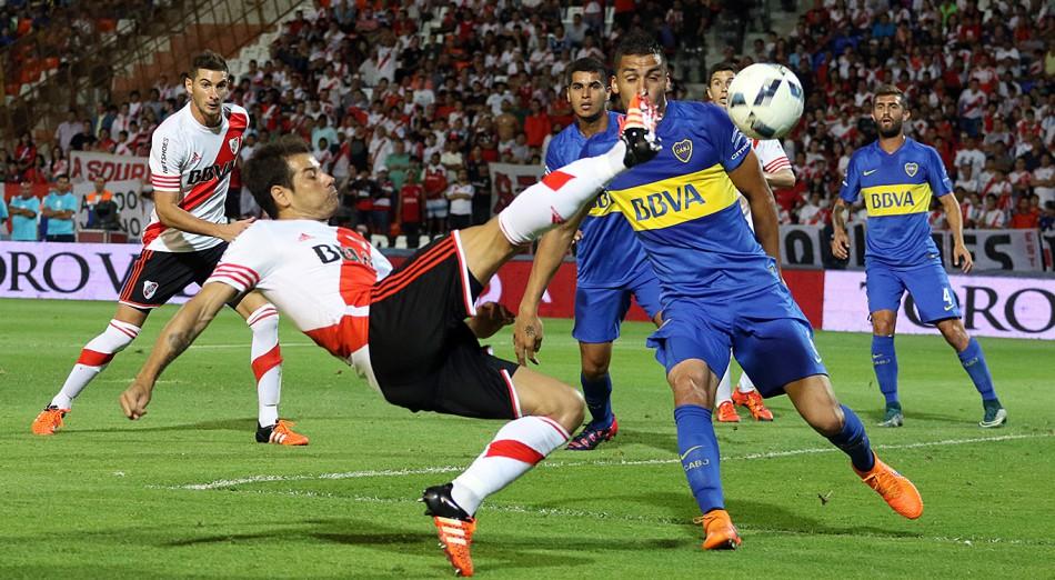 River ganó en Mendoza