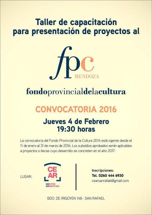Taller cultural d a del sur noticias for Ultimos chimentos dela farandula argentina 2016