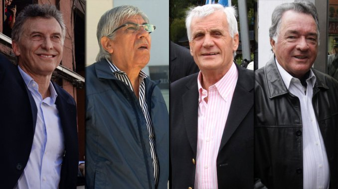 Camioneros harán paros sorpresivos y Hugo Moyano no irá a la reunión con Macri