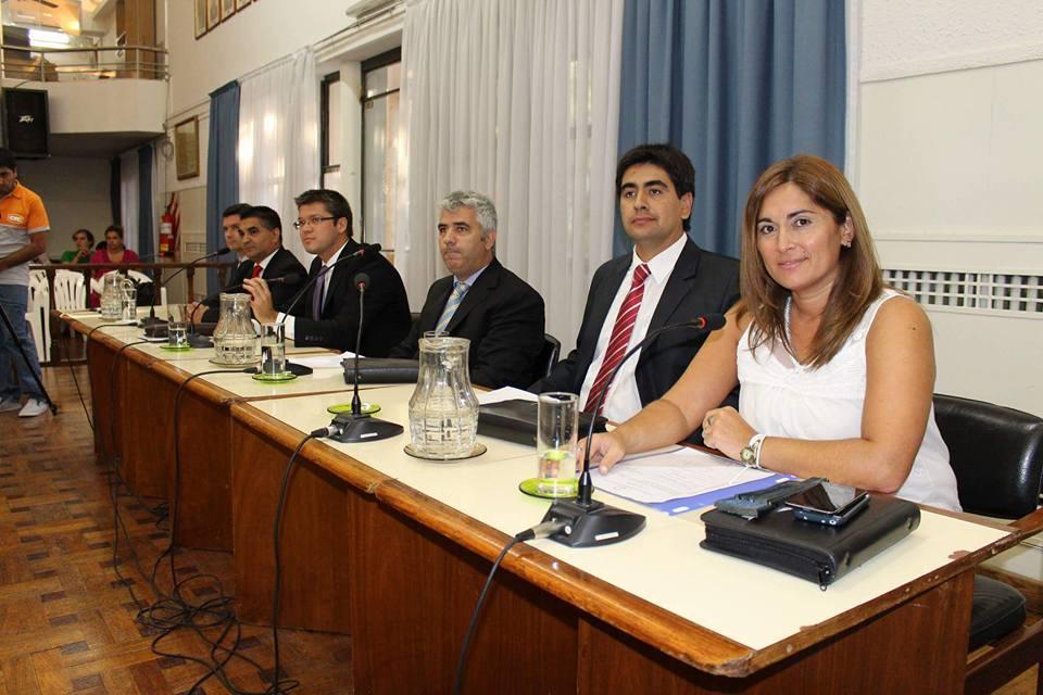 Concejales UCR-FCM pidieron desaprobar Rendición de cuentas 2015