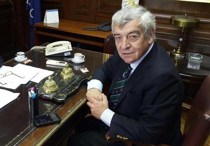 """Crisis en Brasil: """"Nos afecta en el intercambio y en las exportaciones"""", dijo Bordón"""