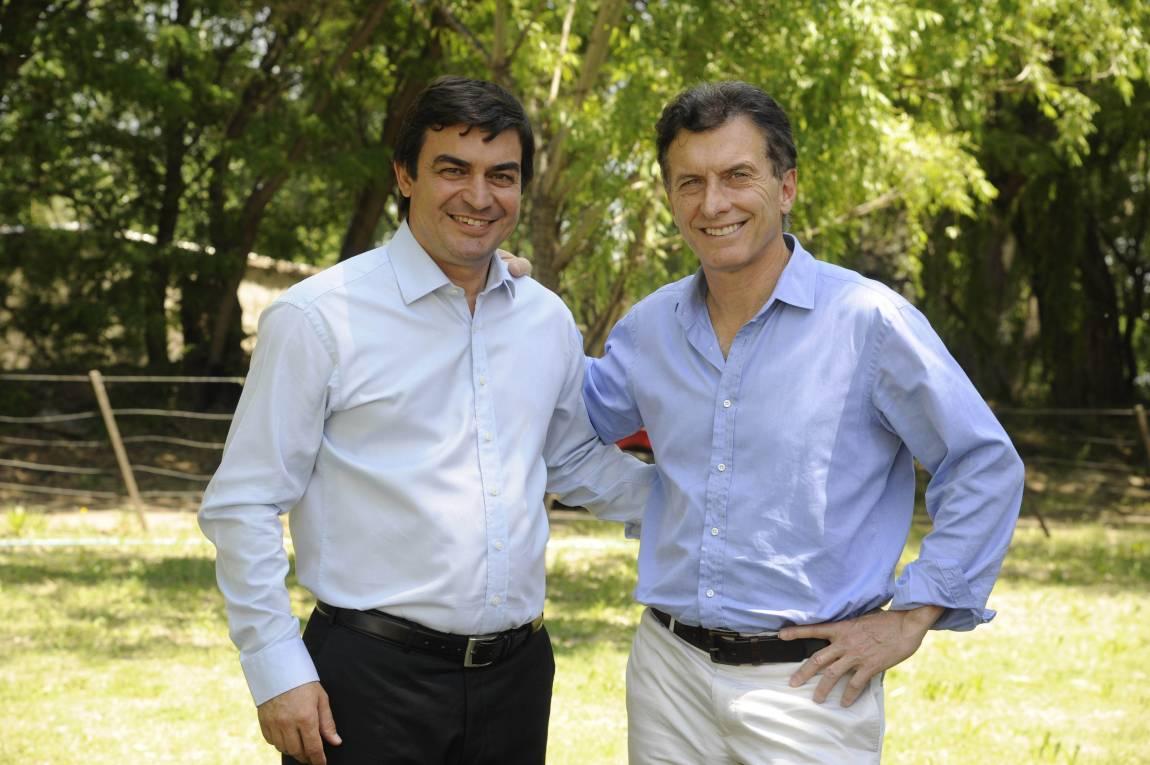 De Marchi anticipó que Macri no vendría a la Vendimia