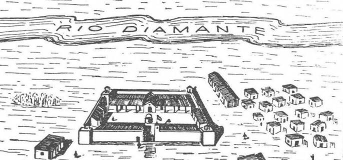 A 211 años de la fundación del Fuerte San Rafael del Diamante