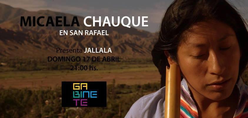 Micaela Chauque presenta Jalalla