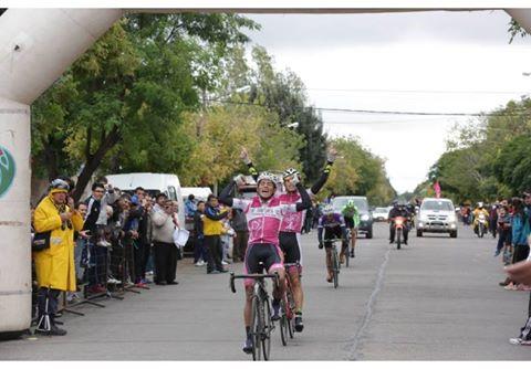 2ª etapa de la Vuelta Ciclística de San Rafael