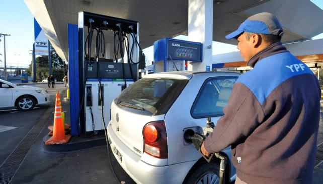 Los nuevos precios de los combustibles