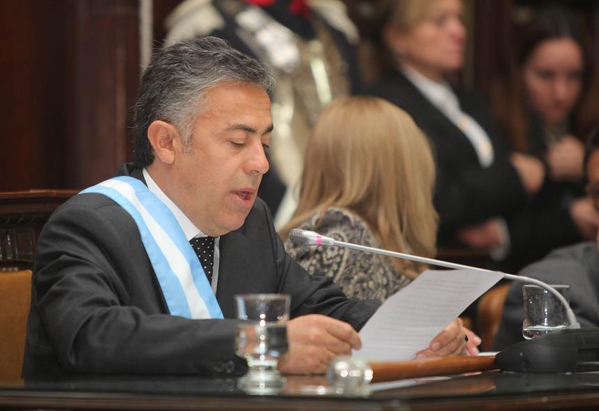 Asamblea Legislativa 2017: el discurso del Gobernador se transmitirá por Acequia