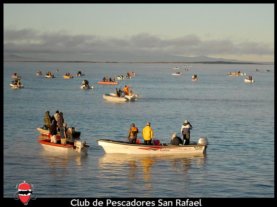 Media sanción para Ley del Concurso Anual de Pesca del Pejerrey