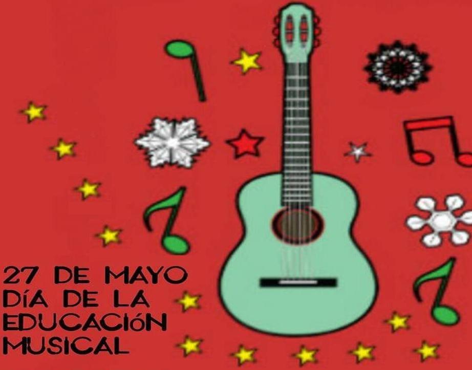 27 de Mayo: Día de la Educación Musical