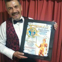 Sanrafaelino galardonado en el XIII Festival Latinoamericano de Oro