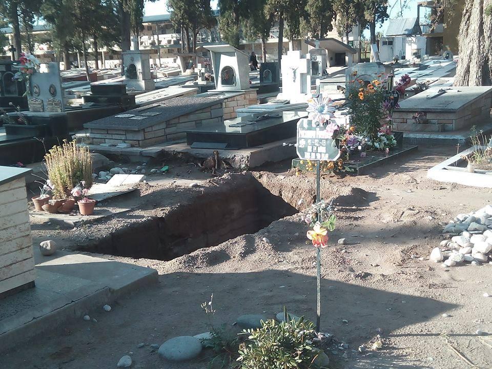 """""""Deberán reacondicionar cementerios de distritos"""""""