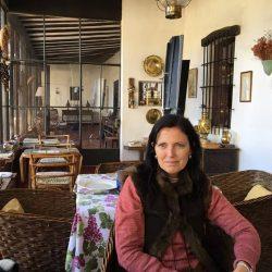 Filman documental en la Estancia Los Álamos