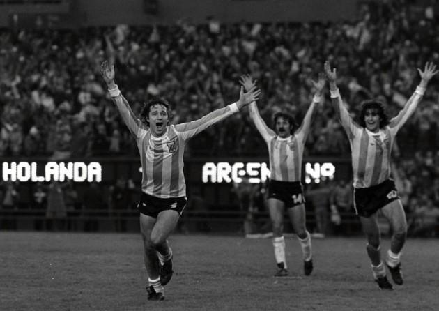 El recuerdo de argentina campe n del mundo en 1978 d a Noticias del dia en el mundo del espectaculo