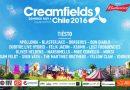 Llega la Creamfields Chile 2016