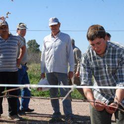 Lobesia botrana: el Iscamen asistió a productores de San Rafael en más de 700 hectáreas de vid