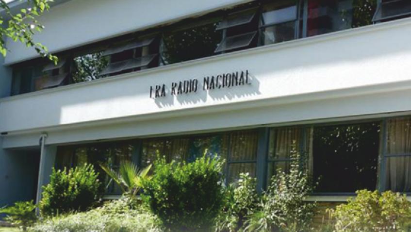 """63º Aniversario de  Radio Nacional Mendoza """"La Radio de Todos"""""""