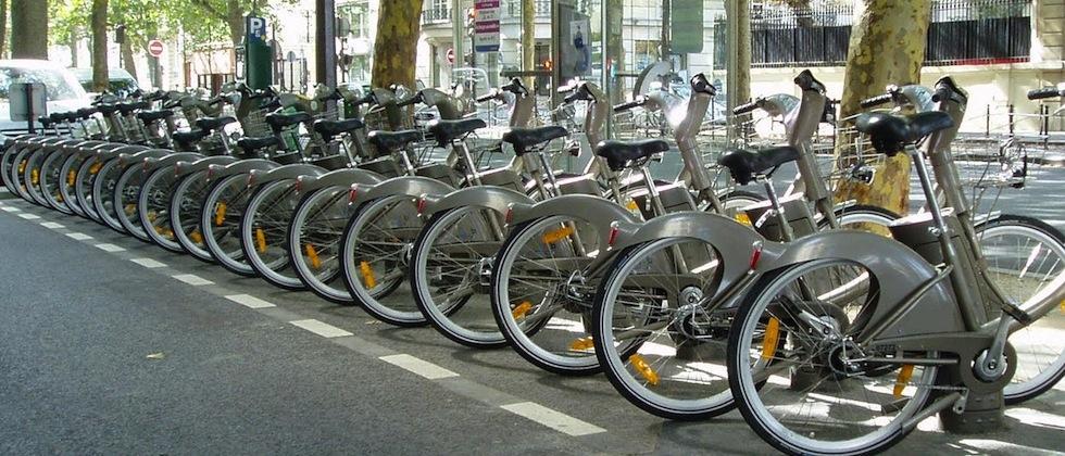 Bicicletas públicas para San Rafael