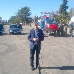 """Ausencia del helicóptero: """"es exclusivo de evacuación aérea y no de traslado para alta complejidad"""""""