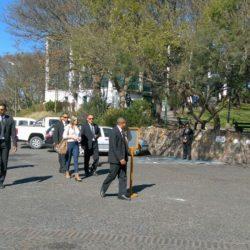 Pareja de Carlos Slim Jr.llegó a Salta con más seguridad que Obama