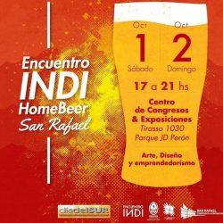 Indi Home Beer en San Rafael