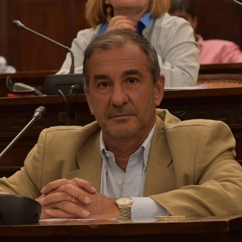 Cofano renunció a la presidencia del Bloque PJ en Diputados