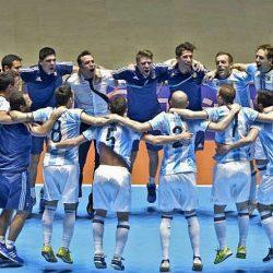 Futsal: por primera vez, Argentina finalista