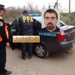 La Policía Federal detuvo prófugo internacional en Calle El Moro