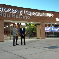Apertura  de la Feria del Libro en San Rafael