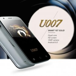 Ulefone U007: potente Android de AR$ 1.000