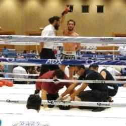 """""""Para esto vine: Soy Campeón Panamericano de Kick Boxing"""""""