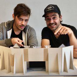 Pedro Alfonso y Tomás Fonzi:la dupla del verano en Carlos Paz
