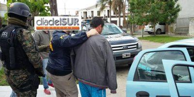 Federales locales participaron en  megaoperativo en Santa Fe