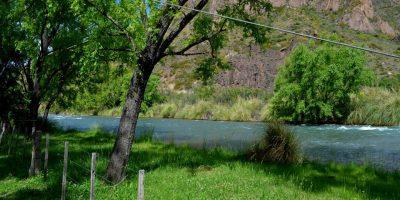 Río Atuel: Cornejo y Verna se reúnen mañana
