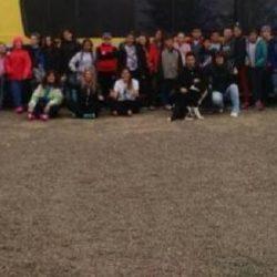 Alumnos de la Escuela Iselín visitaron las ballenas