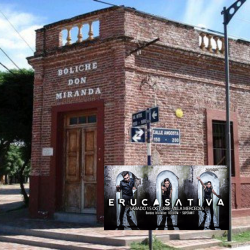 Eruca Sativa se presenta en Villa Mercedes