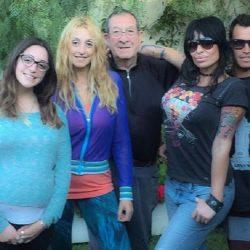 Daniela Cardone visitó el sur mendocino