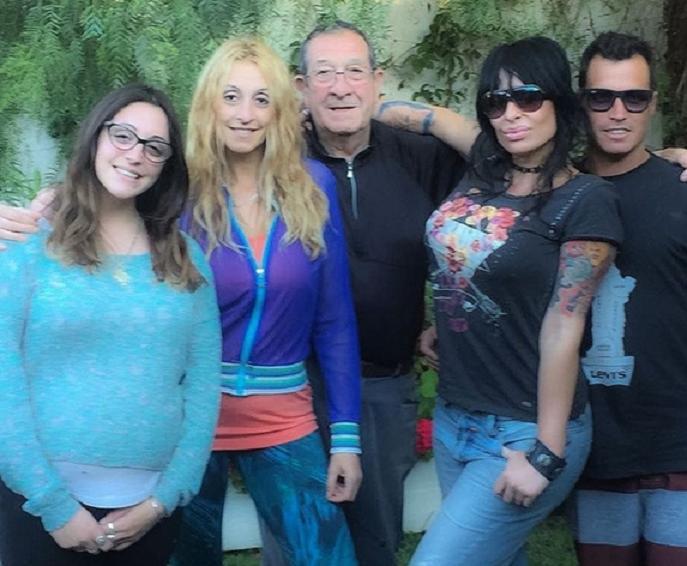 Daniela cardone visit el sur mendocino d a del sur noticias for Daniela villa modelo