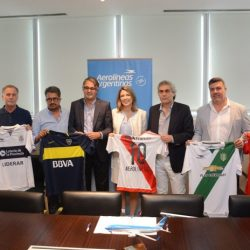 Aerolíneas Argentinas acuerda descuentos para socios de clubes de 1.ª división
