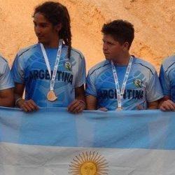 Gran debut argentino en el Mundial de Rafting