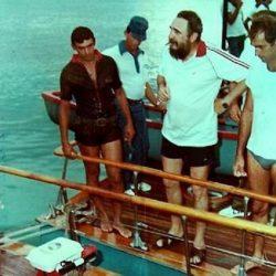 Mansiones, yates y criadas: la vida de lujo de Fidel Castro