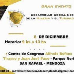 Jornada de  Minería y Turismo